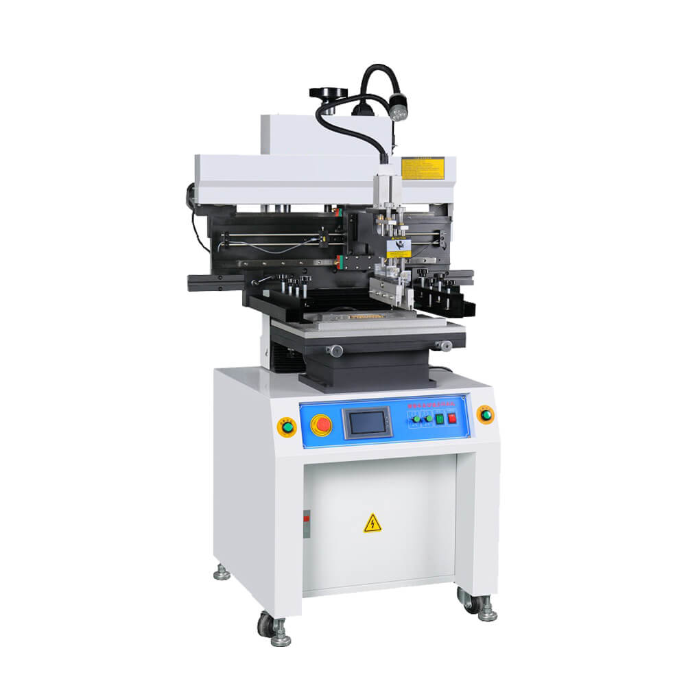 Semi Automatic SMT Stencil Printer S400