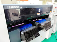 Yamaha YG200 Chip Mounter