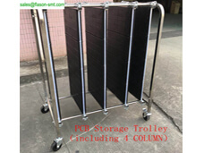 ESD PCB Storage Trolley 85*65*130CM