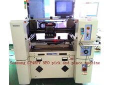 Samsung CP45FV NEO Pick and Place Machine